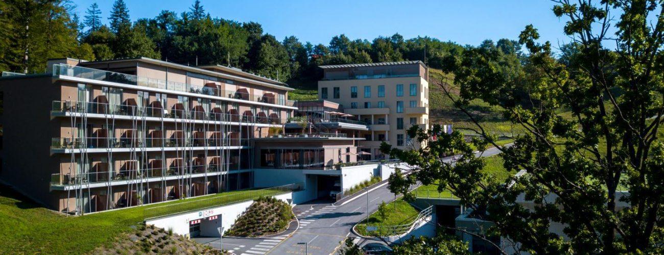 Бутичный отель Atlantida 5*, Rogaška Slatina